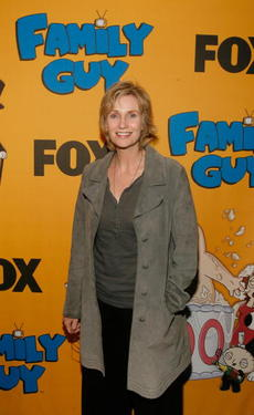 Jane Lynch at the Family Guy&#39;s 100th Episode party.